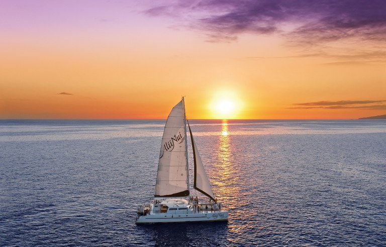Sunset Catamaran Tours in Flamingo