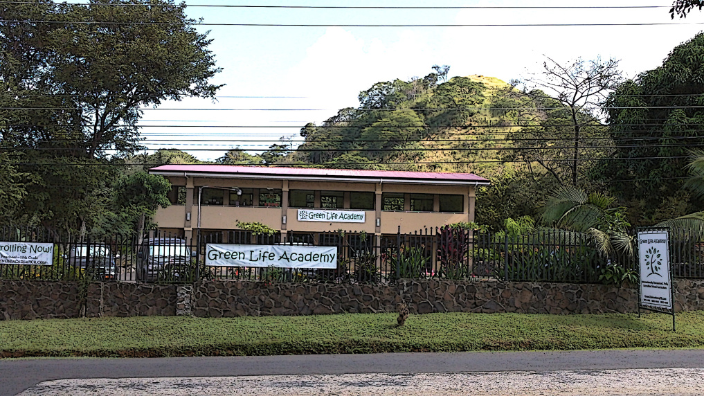 Green Life Academy Located in the Guanacaste region of Costa Rica