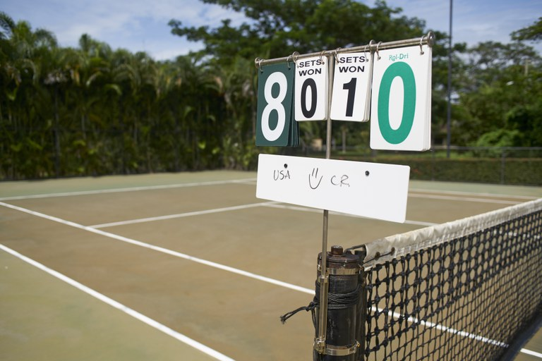 Tennis at Coco Bay Estates, Playa Ocotal Real estate