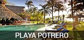Beachfront Properties for Sale in Playa Potrero