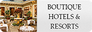 boutique hotels and resorts