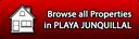PLAYA JUNQUILLAL browse all properties