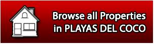 Playas DEL COCO browse all properties