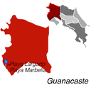 Marbella & Largarto Town Map