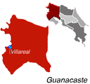 Villareal Town Map