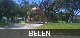 Belen is an inland Tico Town that is the gateway to Tamarindo coming from Liberia