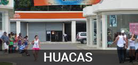 Huacas is the cross roads town that leads to Tamarindo, Playa Flamingo, Playa Grande, Playa Conchal, Brasalito, and Playa Potrero