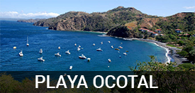 Playa Ocotal Beachfront Homes For Sale, Guanacaste, Costa Rica