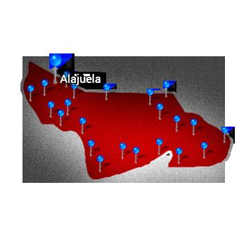 1. Central Valley   Alajuela