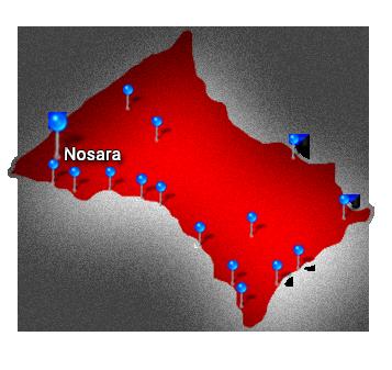 1. Nicoya   Nosara