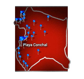 10. Guanacaste   Playa Conchal
