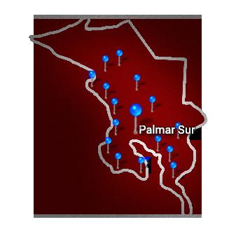 12. South Pacific   Palmar Sur