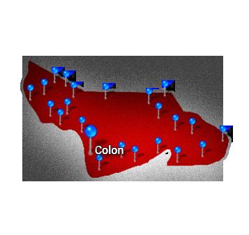 13. Central Valley   Colon