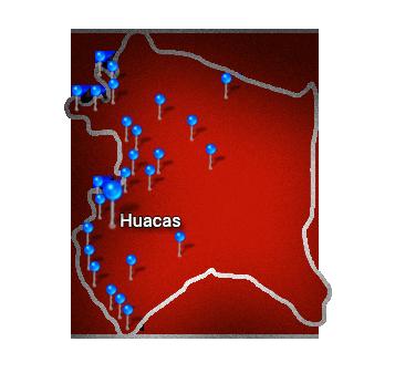 19. Guanacaste   Huacas