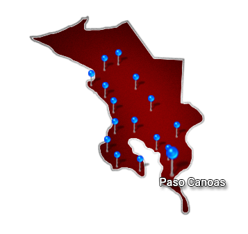 2. South Pacific   Paso Canoas
