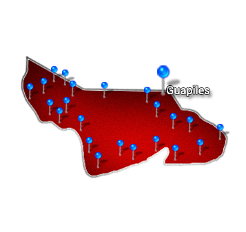 20. Central Valley   Guapiles