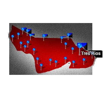 22. Central Valley   Tres Rios