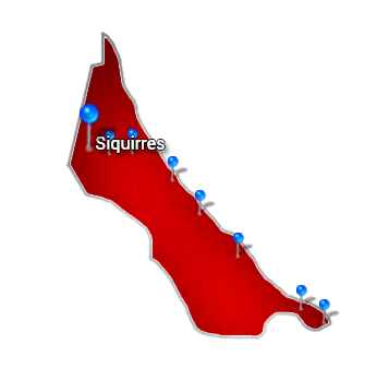 3. Caribbean   Siquirres
