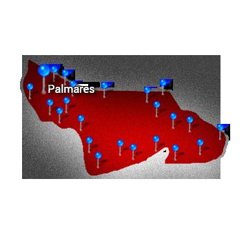 3. Central Valley   Palmares