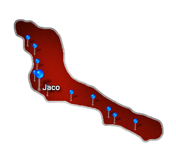 4. Central Pacific   Jaco