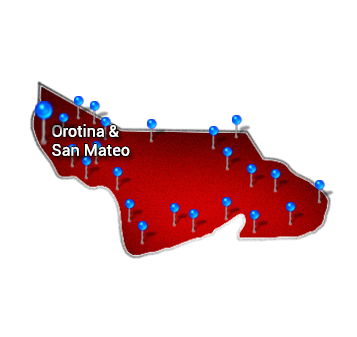 5. Central Valley   Ototina and San Mateo