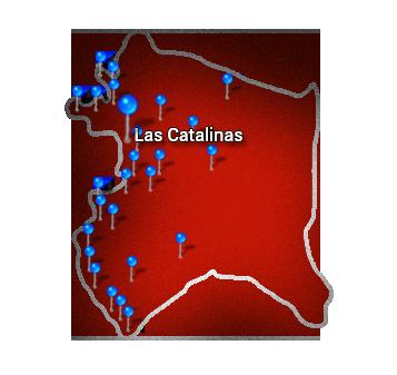 6. Guanacaste   Las Catalinas