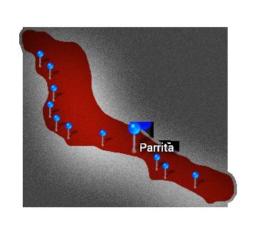 7. Central Pacific   Parrita