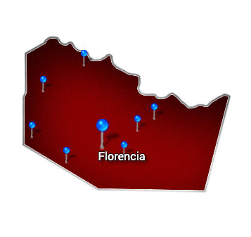 7. Northern   Florencia
