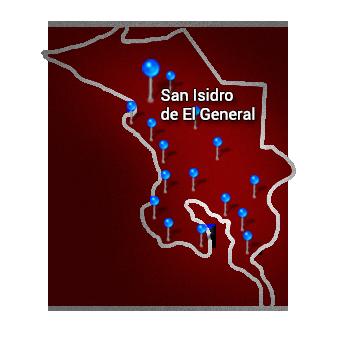 7. South Pacific   San Isidro de El General