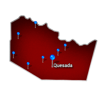 8. Northern   Quesada