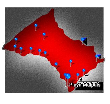 9. Nicoya   Playa Malpais