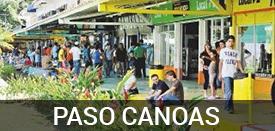 Paso Canoas Lifestyle