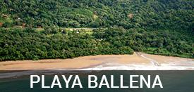 Living in Playa Ballena