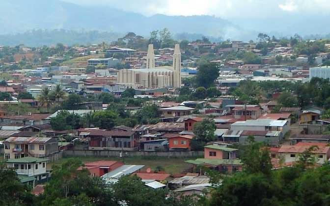 San Isidro de General, Costa Rica — English
